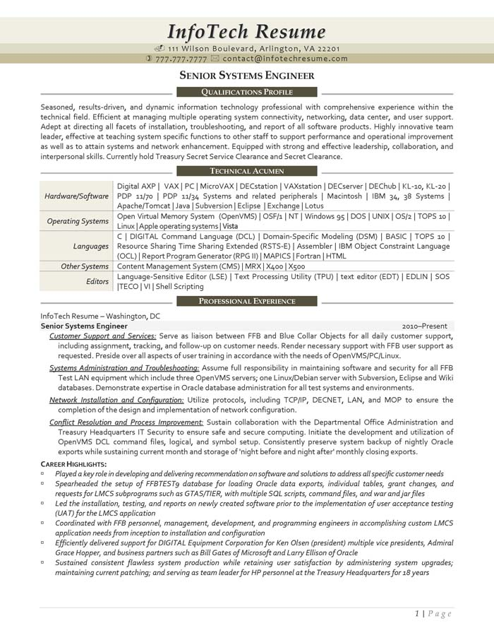 Systems Engineer Resume Example Pinterest Systems Engineer Resume Example  Pinterest  Systems Engineer Resume